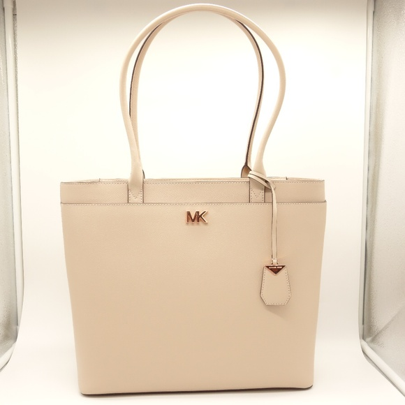 8092a8a751e4 NWT Michael Kors Maddie Soft Pink Large Tote ❤. Listing Price   120.00